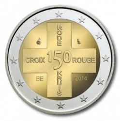 België 2 euro 2014 'Rode Kruis'