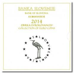 Slovenië BU-Set 2014