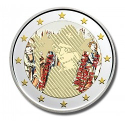 T1 Slovenië 2014 - 2 euro 'Barbara van Celje'