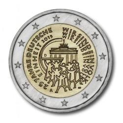 Duitsland 2 euro 2015 '25 jaar Eenheid' - willekeurige letter