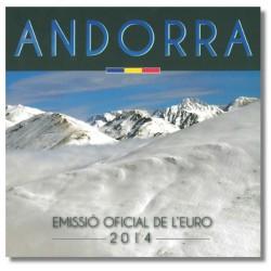 Andorra BU-Set 2014