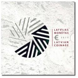 Letland BU-Set 2015 'Voorzitterschap EU'