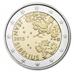 Finland 2 euro 2015 'Jean Sibelius'