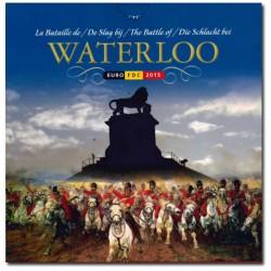 Belgie BU-Set 2015 'Waterloo'
