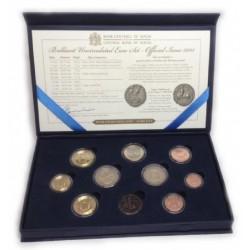 Malta BU-Set 2015 incl. 2 euro 'Republiek' met Ned. muntteken