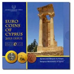Cyprus BU-set 2015