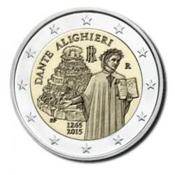 Italië 2 euro 2015 'Dante Alighieri'