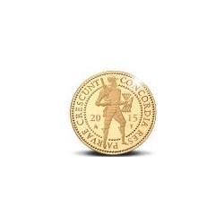 Koninkrijksmunten Nederland Gouden dubbele dukaat 2015