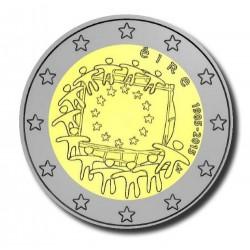 Ierland 2 euro 2015 '30 jaar Europese vlag'