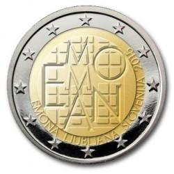 Slovenië 2 euro 2015 'Emona'