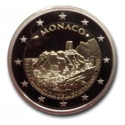 Monaco 2 euro 2015 '800 jaar vesting Monaco'