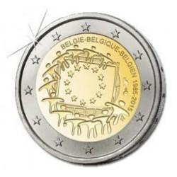België 2 euro 2015 '30 jaar Europese vlag'