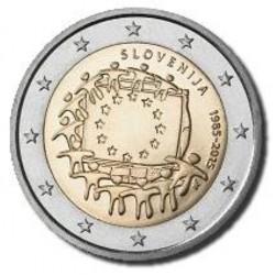 Slovenië 2 euro 2015 '30 jaar Europese vlag'