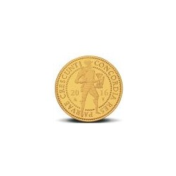 Koninkrijksmunten Nederland Gouden dubbele dukaat 2016