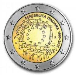 Italië 2 euro 2015 '30 jaar Europese vlag'