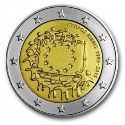 Cyprus 2 euro 2015 '30 jaar Europese vlag'