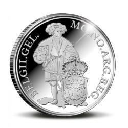 Koninkrijksmunten Nederland Zilveren dukaat 2016 'Gelderland'