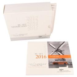 Nederland Collectie BU-sets van 2012 t/m 2016 Nederlands Werelderfgoed - Inclusief originele wikkel voor de 5 sets