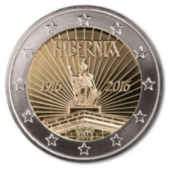 Ierland 2 euro 2016 'Paasopstand'