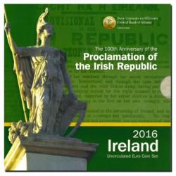 Ierland BU Set 2016 '100 jaar Ierse Republiek'