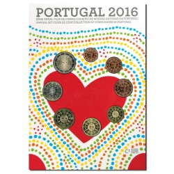 Portugal FDC set 2016