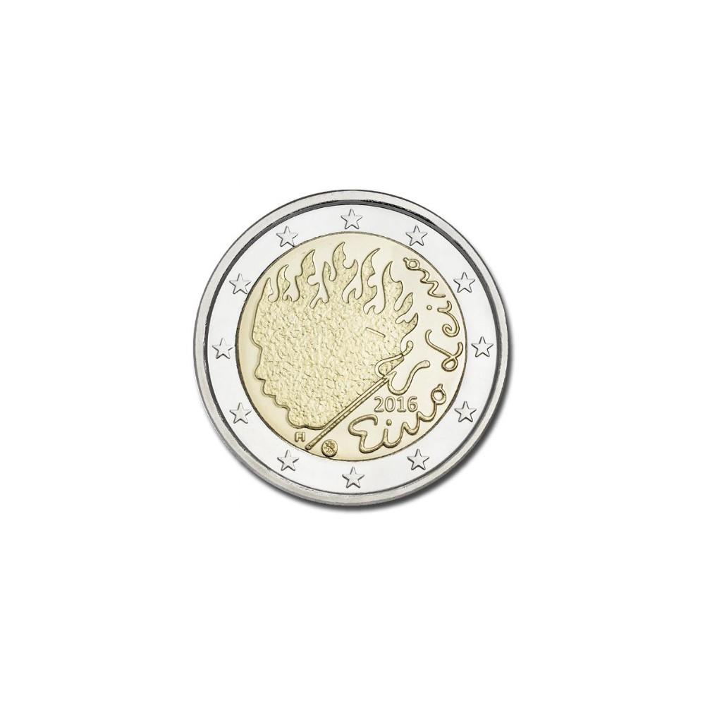 Finland 2 euro 2016 'Eino Leino'