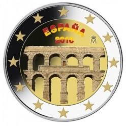 Spanje 2 Euro 2016 'Segovia' in kleur