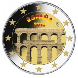 T1 Spanje 2016 - 2 euro 'Segovia'