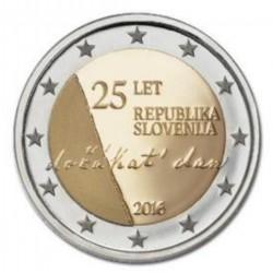 Slovenië 2 euro 2016 'Onafhankelijkheid'