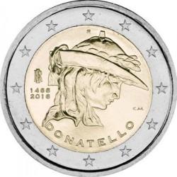 Italië 2 euro 2016 'Donatello'