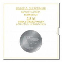 Slovenië BU-Set 2016