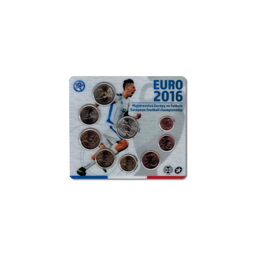 Slowakije BU-Set 2016 'EK Voetbal'