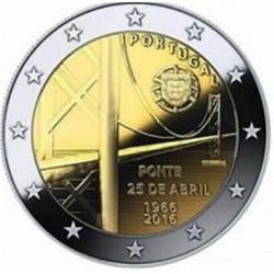 Portugal 2 euro 2016 '50 jaar Brug'