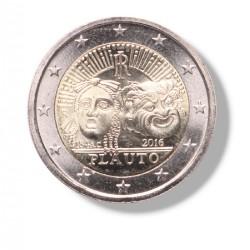 Italië 2 euro 2016 'Plauto'