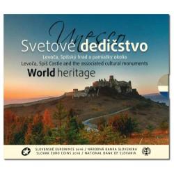 Slowakije BU-Set 2016 'Levoca en Kasteel Spissky'