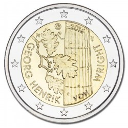 Finland 2 euro 2016 'Georg Henrik Wright'