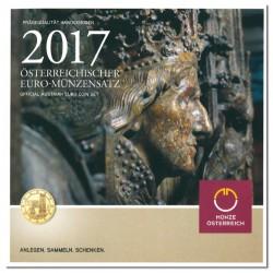 Oostenrijk BU-Set 2017 '500 jaar praalgraf'