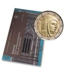 San Marino 2 euro 2017 in blister 'Giotto'