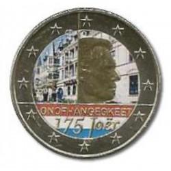 Luxemburg 2 Euro 2014 '175 jaar Onafhankelijkheid' in kleur