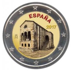 T2 Spanje 2017 - 2 euro 'Asturie'