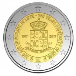 België 2 euro 2017 'Universiteit van Luik'