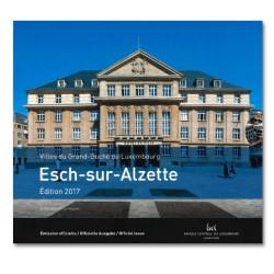 Luxemburg BU-Set 2017 incl. 2 euro 2017 'Vrijwillige leger'