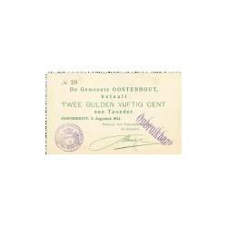Oosterhout 2½ 1914
