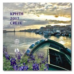 Griekenland BU-Set 2017 'Kreta'