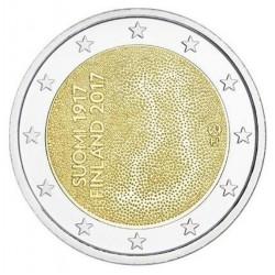 Finland 2 euro 2017 '100 jaar onafhankelijkheid'