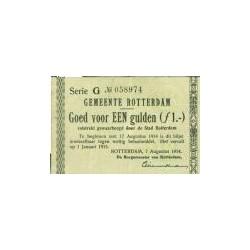 Rotterdam 1 gulden 1914