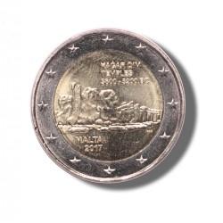 Malta 2 euro 2017 'Hagar Qim' zonder muntteken