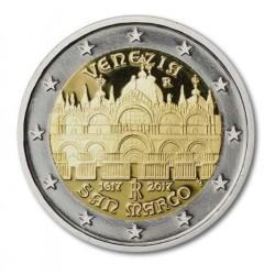 Italië 2 euro 2017 'San Marco - Venetië'