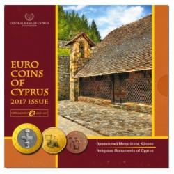Cyprus BU-Set 2017