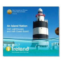 Ierland BU Set 2017 'An Island Nation, Irish Lighthouses and Irish Coast Guard'
